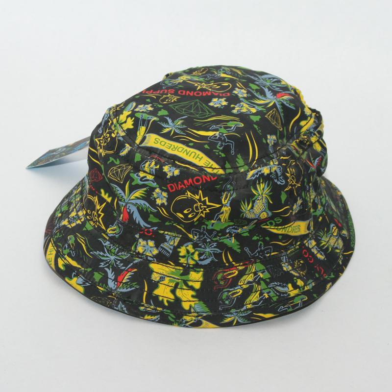 ... italy the hundreds x diamond supply hawaiian bucket hat shop ltd 394f9  db13a f7c8e77762b